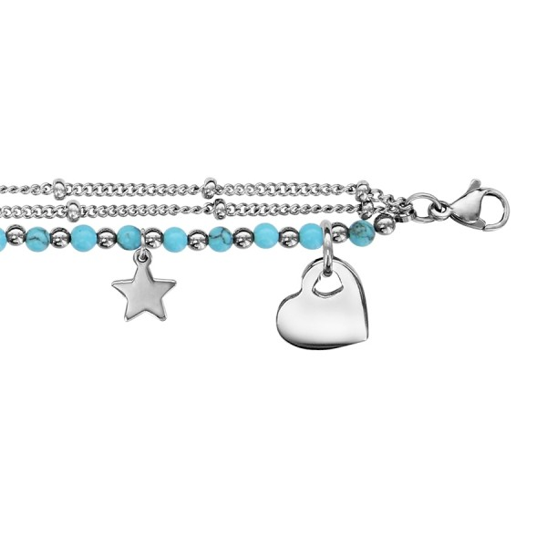 Bijou fantaisie Sablons : bracelet